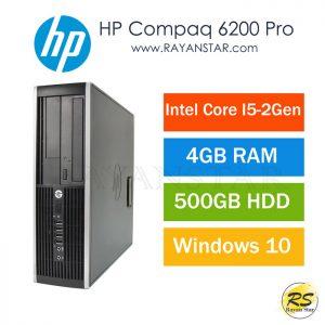 HP Compaq 6200 Pro Core i5