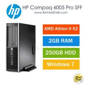 HP Compaq 6005 Pro SFF PC