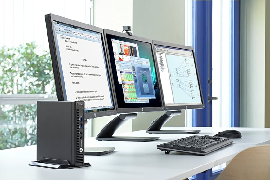 HP EliteDisplay E231 - LED monitor