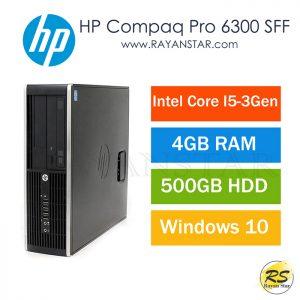 مینی کیس HP 6300