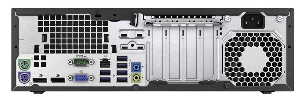hp elitedesk 800 g2 ports