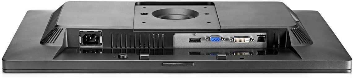 HP EliteDisplay E221 Monitor Ports