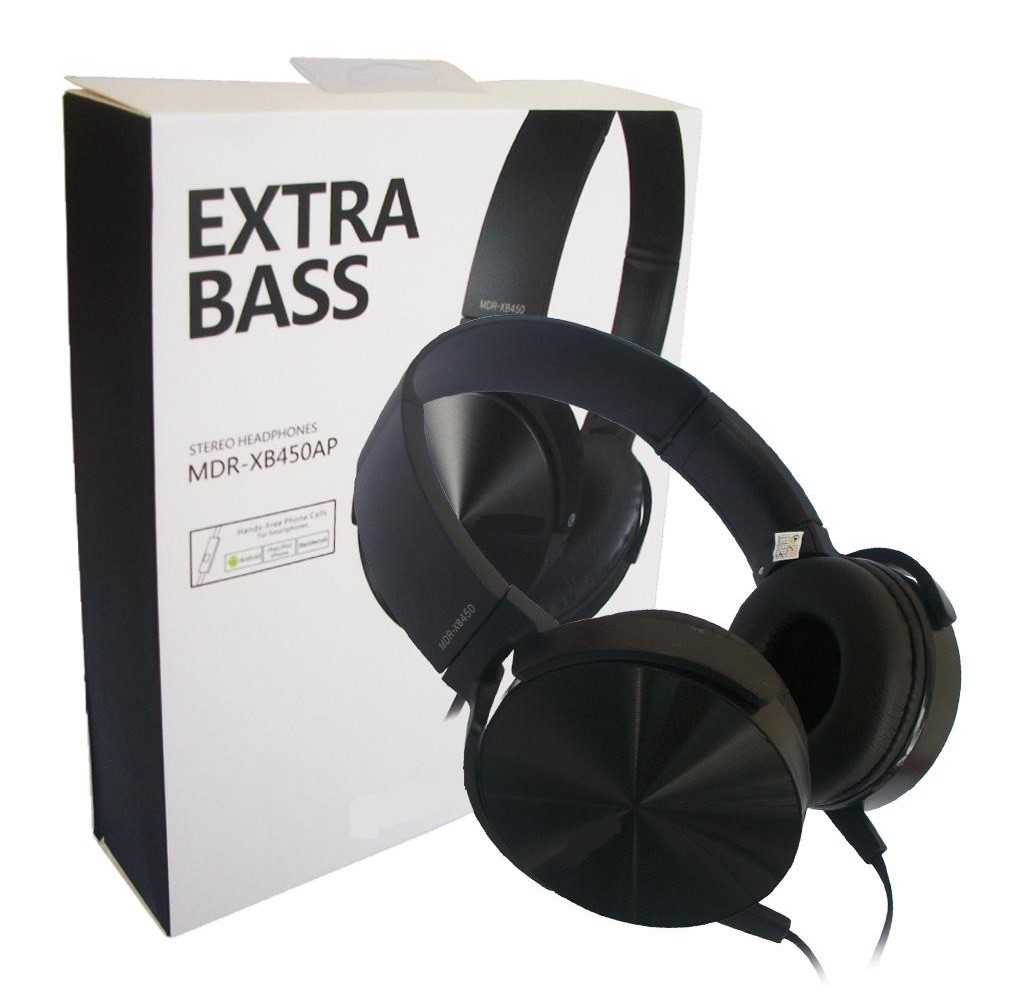 EXTRA_BASS_MDR-XB450_Stereo_Headphone