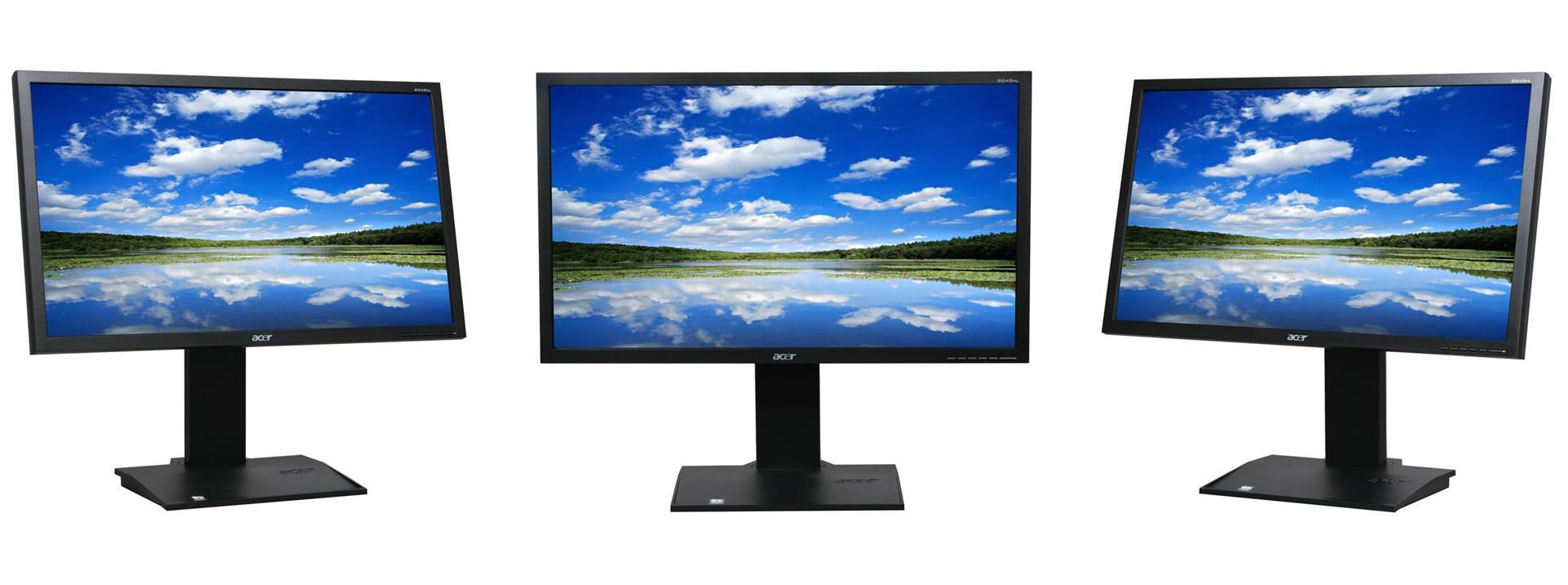 Acer B243HL رایان استار